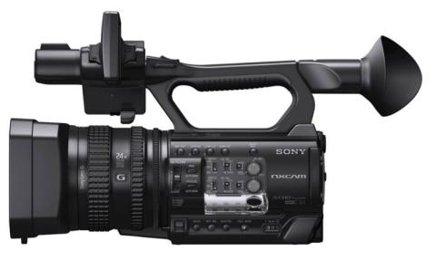 Sony HXR NX 100
